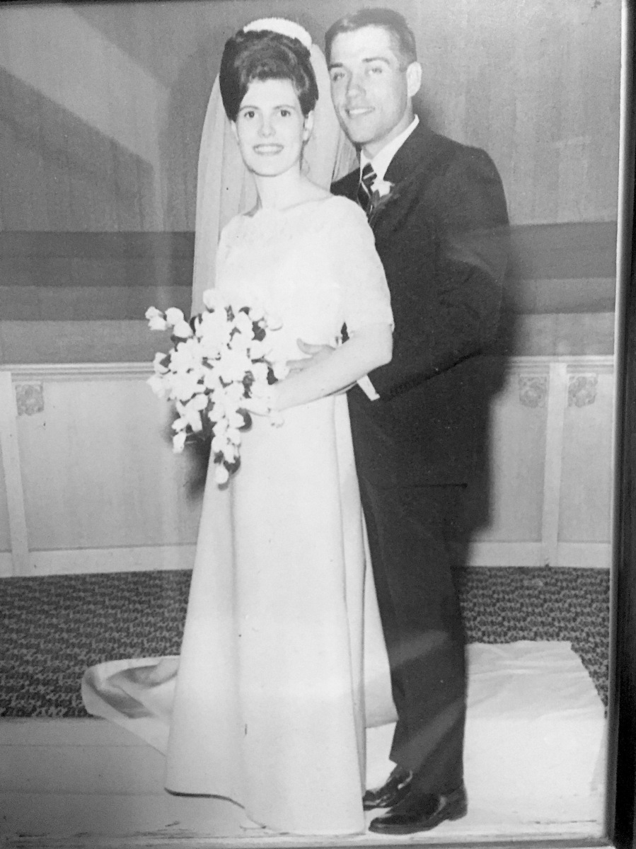 Happy 50 Years of Marriage, Mom + Dad